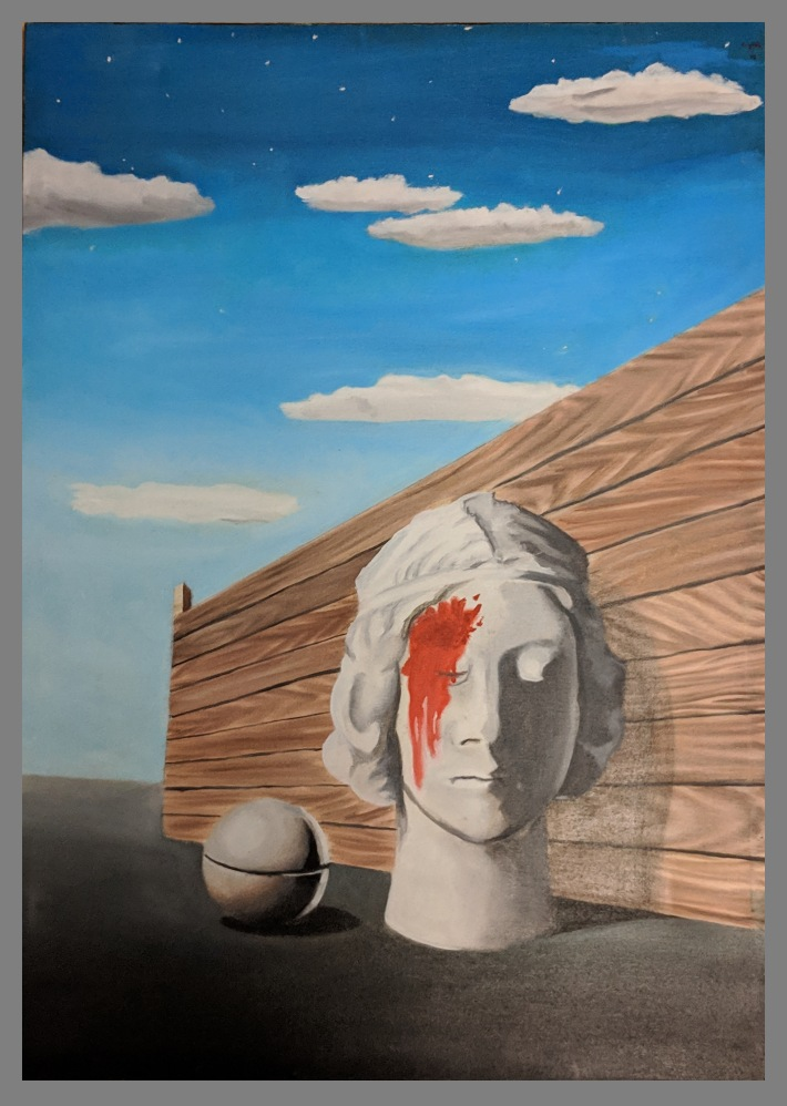 magritte study